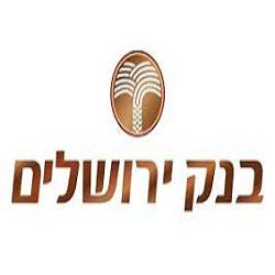 בנק ירושלים לוגו