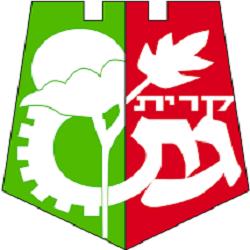 עיריית קרית גת לוגו